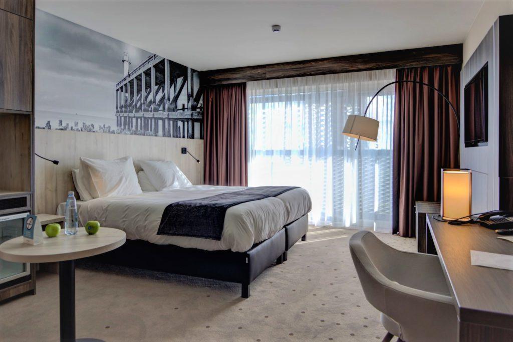 Hotelkamer Mercure Blankenberge